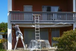 How to paint your house exterior