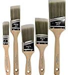 Paint brushes for painting your home exterior