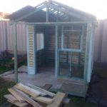 How I built a cubby house