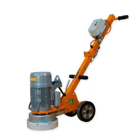single disk concrete grinder