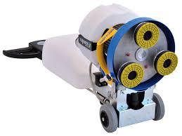 planetary concrete grinder